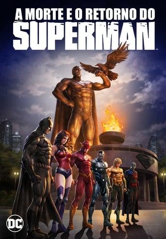 A Morte e o Retorno do Superman Torrent