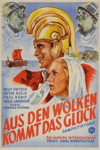 Poster of Amphitryon – Aus den Wolken kommt das Glück