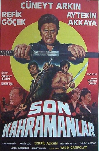 Watch Son Kahramanlar full movie online 1337x