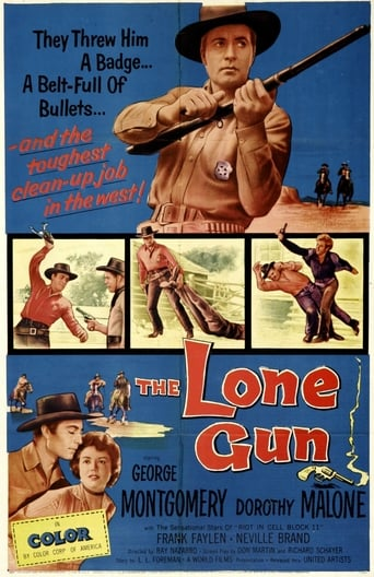 Poster of The Lone Gun