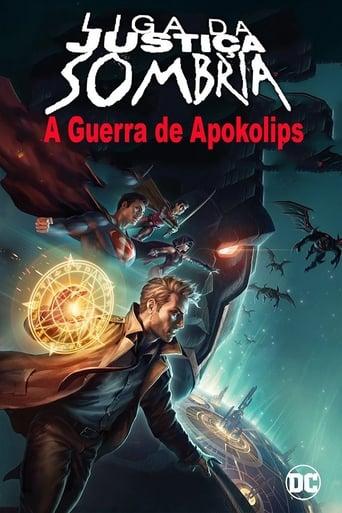 Assistir Liga da Justiça Sombria: Guerra de Apokolips filme completo online de graça