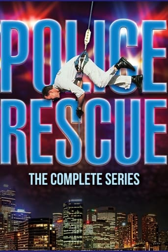 Poster of Police Rescue