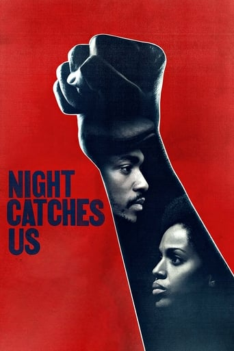 Poster of Night Catches Us