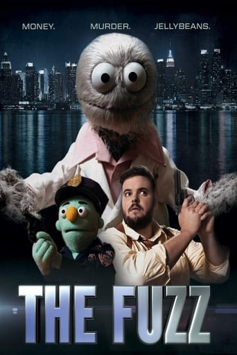 Poster of The Fuzz