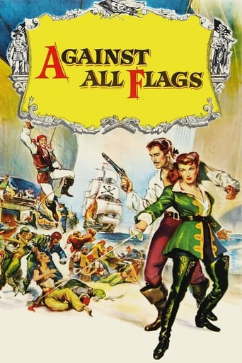 Poster of Against All Flags