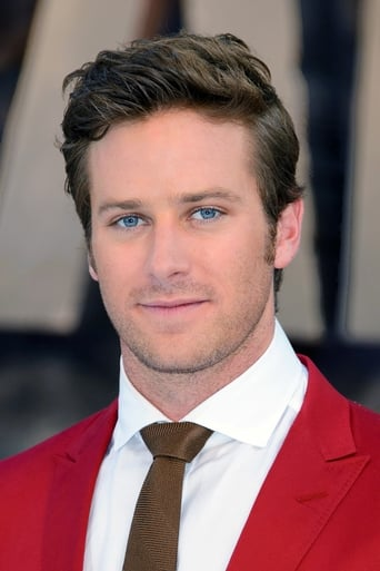 Profile picture of Armie Hammer