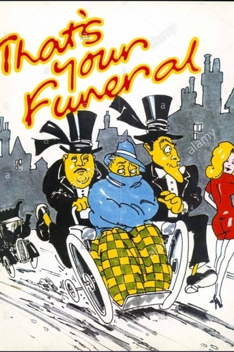 Poster of That's Your Funeral