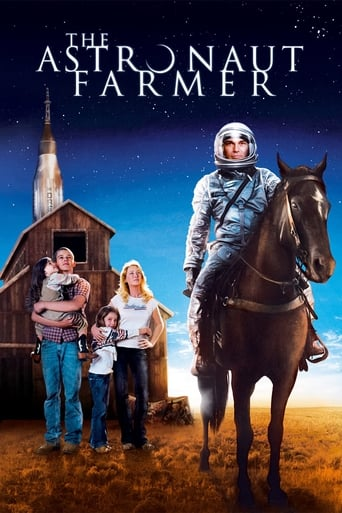 Poster of The Astronaut Farmer fragman