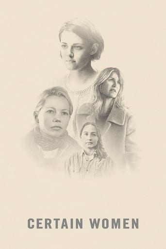 'Certain Women (2016)