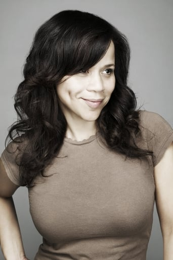Rosie Perez alias The View Host