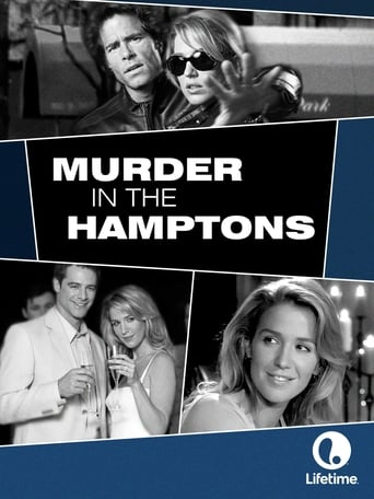 Poster of Murder in the Hamptons
