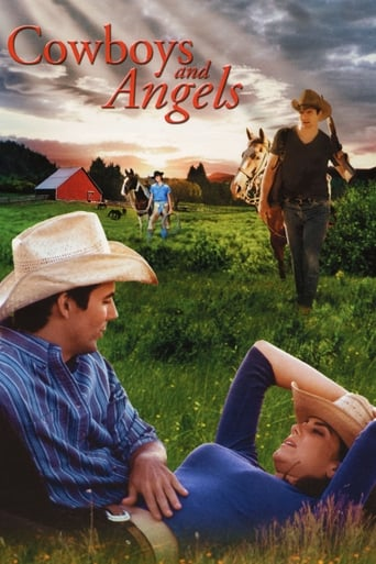 Poster of Cowboys and Angels