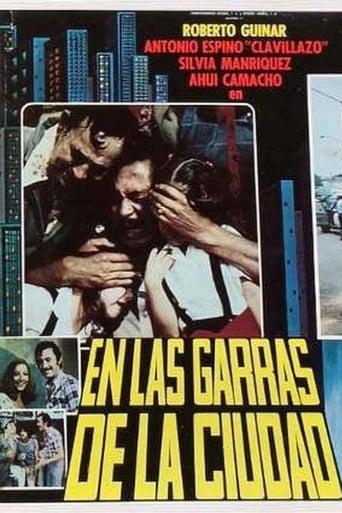 Poster of En las garras de la ciudad