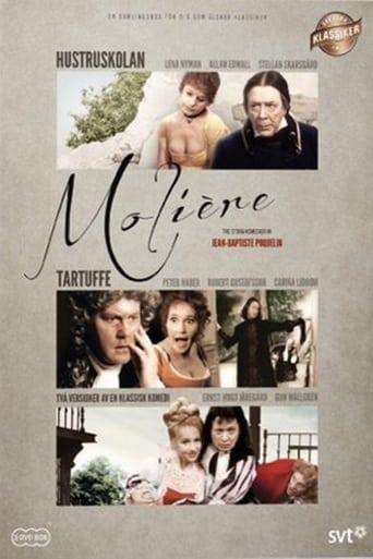 Poster of Tartuffe - hycklaren