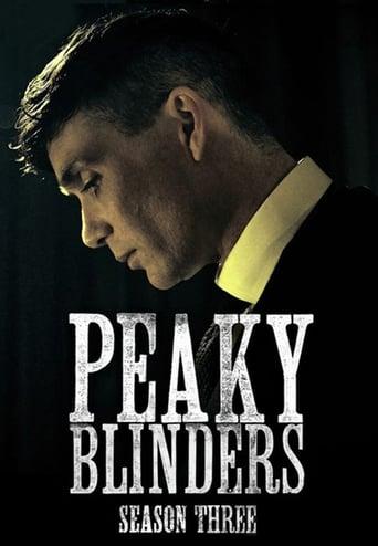 Birmingemo gauja / Peaky Blinders (2016) 3 Sezonas