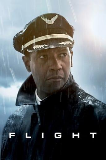 Flight (2012) - poster