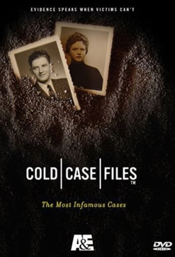 Poster of Cold Case Files