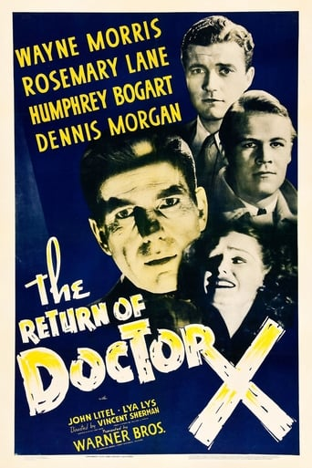 'The Return of Doctor X (1939)