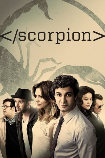 Poster of Scorpion