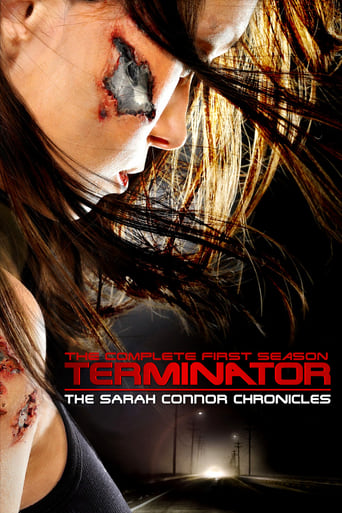 Terminator: The Sarah Connor Chronicles Poster