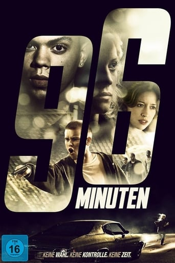 Poster of 96 Minutes