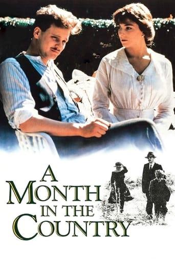Poster of Un mes en el campo