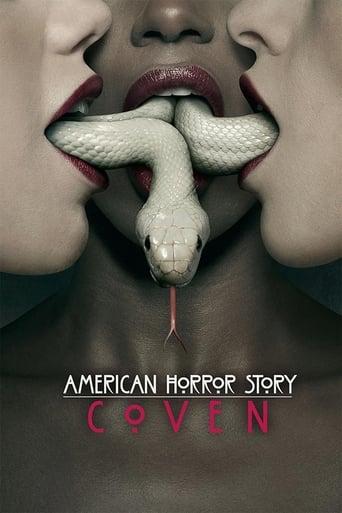 Amerikietiška siaubo istorija / American Horror Story (2013) 3 Sezonas
