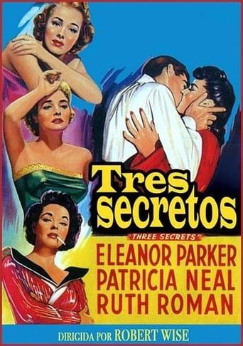 Poster of Tres secretos