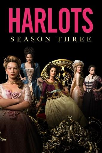 Harlots 3ª Temporada - Poster