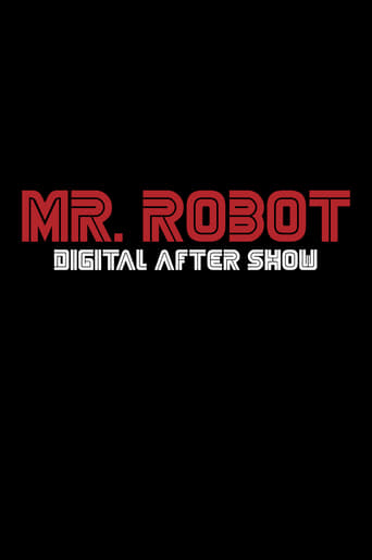 Mr. Robot Digital After Show 2ª Temporada - Poster