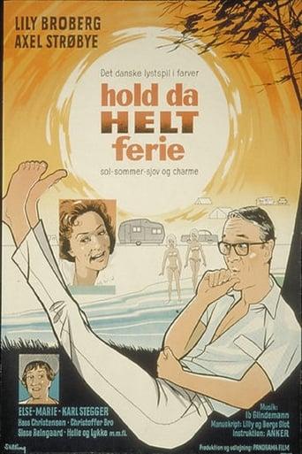 Poster of Hold da helt ferie