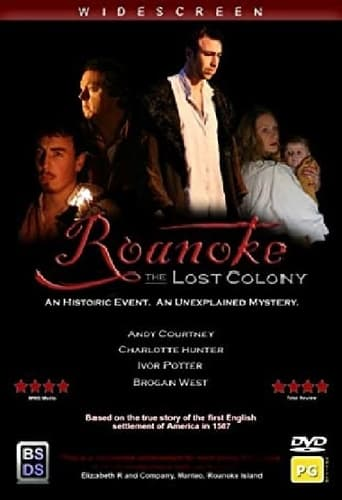 Poster of Roanoke: The Lost Colony