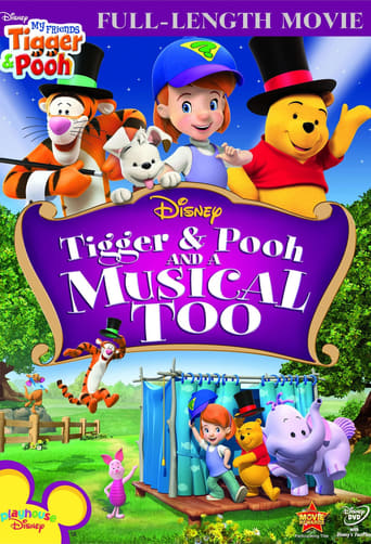 Tigger & Pooh and a Musical Too