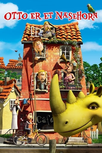 Cartoni animati Otto il rinoceronte - Otto er et n�sehorn