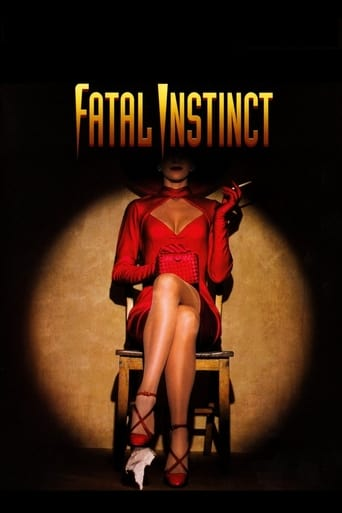 Poster of Fatal Instinct
