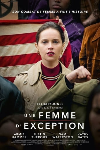 Poster of Une femme d'exception