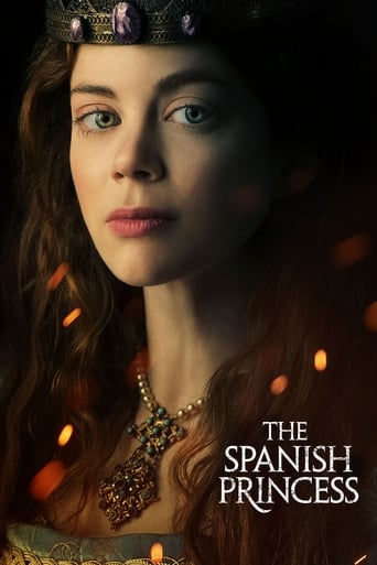 The Spanish Princess Poster