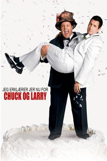 Jeg erklærer jer nu for Chuck og Larry