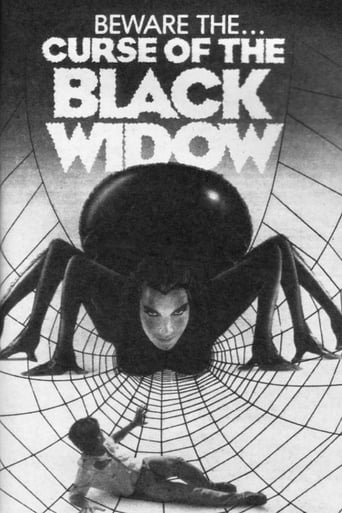 Poster of Curse of the Black Widow