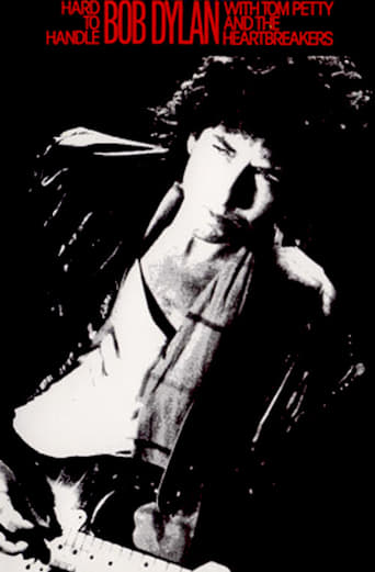 Poster of Hard to Handle: Bob Dylan in Concert