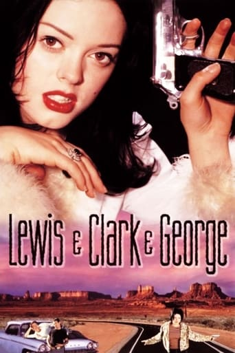 Poster of Lewis & Clark & George