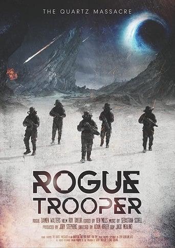 Poster of Rogue Trooper: The Quartz Massacre