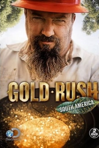 Gold Rush: South America Movie Poster