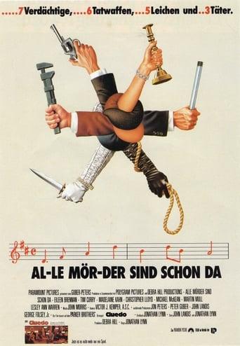 Filmplakat von Alle Mörder sind schon da