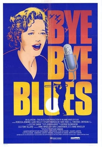 Poster of Bye Bye Blues