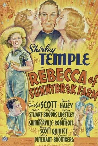 Poster of Rebecca of Sunnybrook Farm