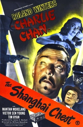 Poster of The Shanghai Chest