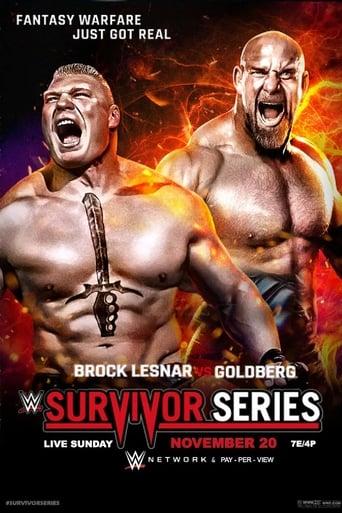 Poster of WWE Survivor Series 2016