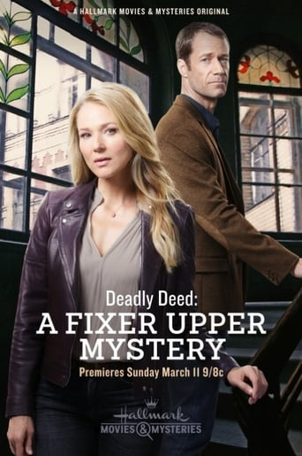Poster of Deadly Deed: A Fixer Upper Mystery