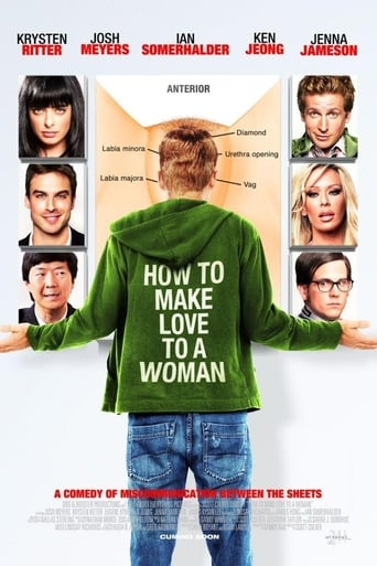 Poster of How to Make Love to a Woman